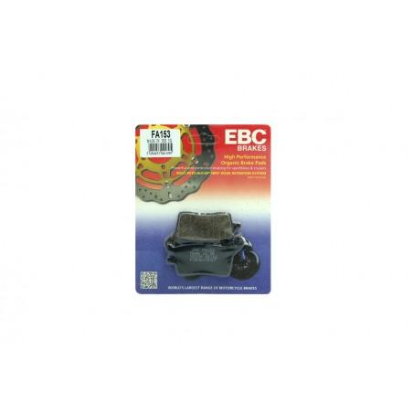 Klocki hamulcowe EBC FA153 (kpl. na 1 tarcze)
