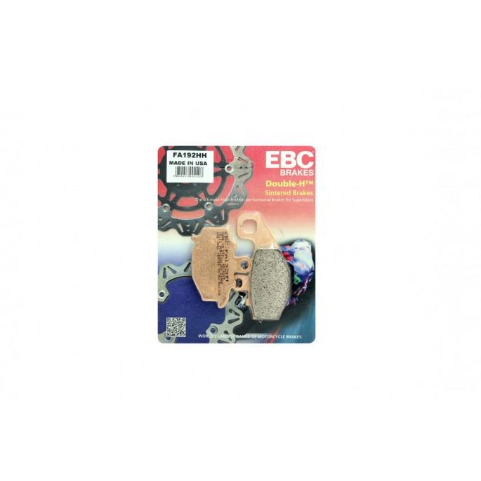 Klocki hamulcowe EBC FA192HH wzmacniane (kpl. na 1 tarcze)
