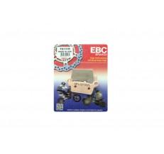Klocki hamulcowe EBC FA131R (kpl. na 1 tarcze) (odpowiednik PROX 37.207102)