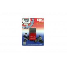 Klocki hamulcowe EBC FA054TT (kpl. na 1 tarcze)