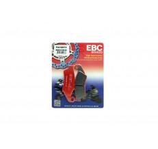 Klocki hamulcowe EBC FA185TT (kpl. na 1 tarcze)