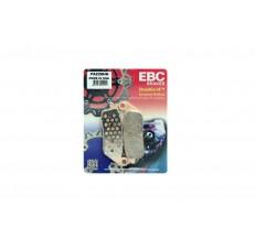 Klocki hamulcowe EBC FA226HH wzmacniane (kpl. na 1 tarcze)