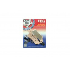Klocki hamulcowe EBC FA618R (kpl. na 1 tarcze)