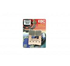 Klocki hamulcowe EBC FA296HH wzmacniane (kpl. na 1 tarcze)