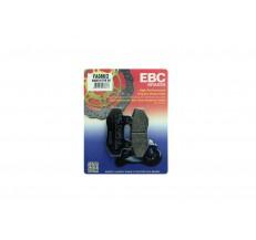 Klocki hamulcowe EBC FA086/2 (kpl. na 1 tarcze)