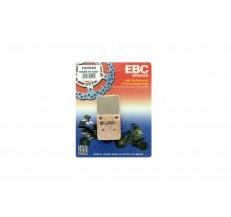 Klocki hamulcowe EBC FA054R (kpl. na 1 tarcze) (odpowiednik PROX 37.202002)