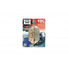 Klocki hamulcowe EBC FA142HH wzmacniane (kpl. na 1 tarcze)