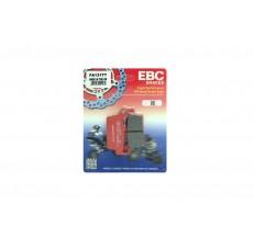 Klocki hamulcowe EBC FA131TT (kpl. na 1 tarcze)