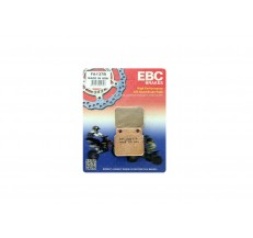 Klocki hamulcowe EBC FA137R (kpl. na 1 tarcze) (odpowiednik PROX 37.207402)