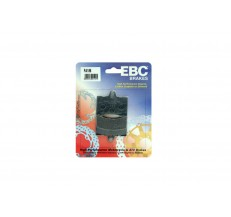 Klocki hamulcowe EBC FA156 (kpl. na 1 tarcze)