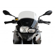 Szyba motocyklowa MRA BMW F 700 GS, E8GS / 4G80 / 4G80R, -, forma T, bezbarwna