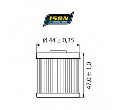 Filtr Oleju ISON563