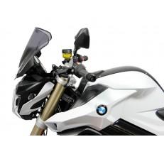 Szyba motocyklowa MRA BMW F 800 R, E8ST, 2015-, forma R, przyciemniana
