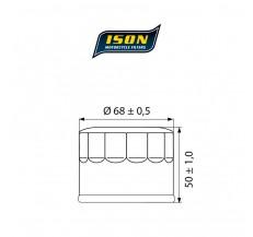Filtr Oleju ISON147