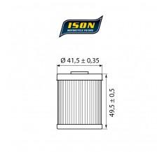 Filtr Oleju ISON 157
