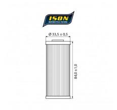 Filtr Oleju ISON652