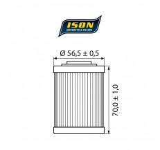 Filtr Oleju ISON152