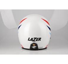 Kask Motocyklowy LAZER CONGA Wings (kol. Biały - Metalik) rozm. M