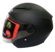 Kask Motocyklowy LAZER ORLANDO EVO Z-Line (kol. Czarny - Matowy) rozm. XS