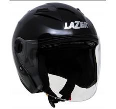 Kask Motocyklowy LAZER ORLANDO Z-Line kol. czarny połysk rozm. L