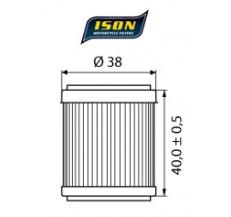 Filtr Oleju ISON141