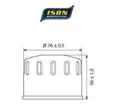 Filtr Oleju ISON164