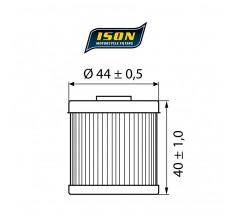 Filtr Oleju ISON566
