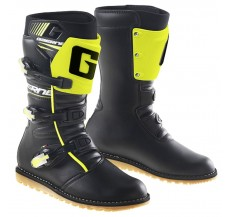 Buty motocyklowe GAERNE BALANCE CLASSIC żółte rozm. 45
