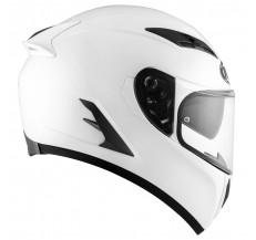 Kask Motocyklowy KYT FALCON 2 perłowy biały - XS