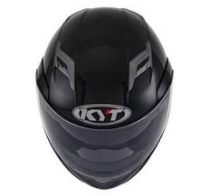 Kask Motocyklowy KYT CONVAIR czarny - S