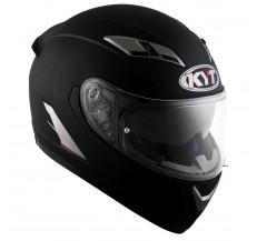 Kask Motocyklowy KYT FALCON 2 matowy czarny - XL