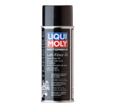 LIQUI MOLY Olej do nasączania filtra powietrza motocykli 400 ml areozol