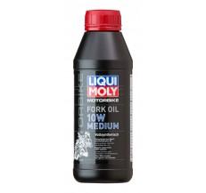 LIQUI MOLY Olej do amortyzatorów syntetyczny 10W MEDIUM 500 ml