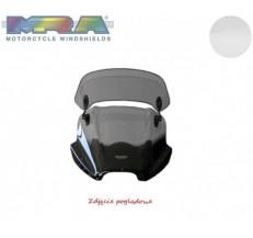 Szyba motocyklowa MRA BMW K 1300 R, K13R, 2009-, forma XCTM, bezbarwna