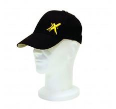 ProX -  czapeczka  baseball  Black/Yellow One Size